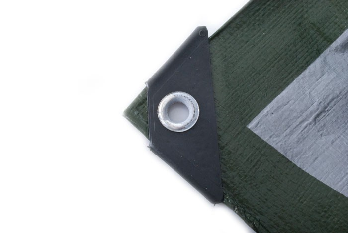 Krycí plachta 3x5 130g zelena