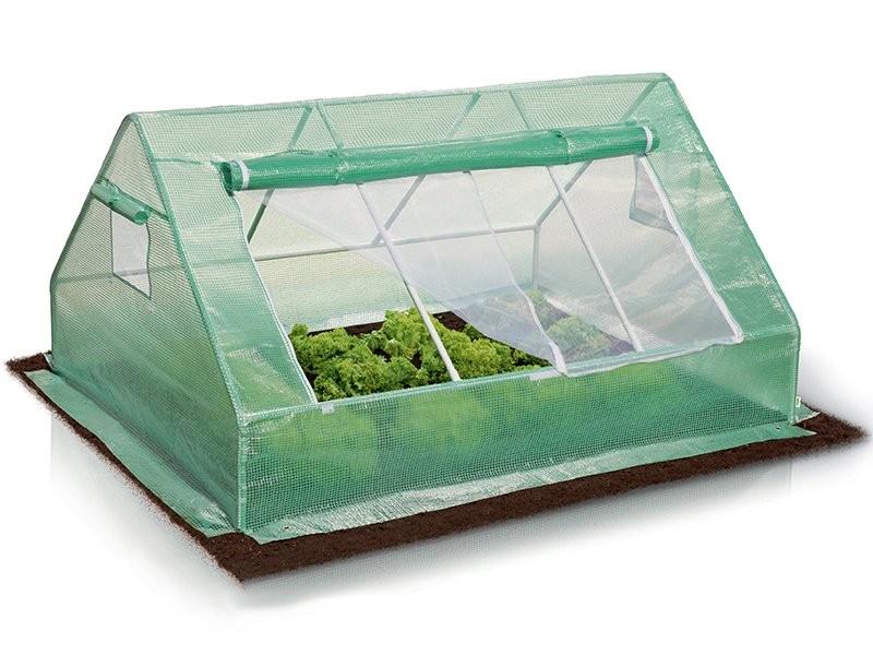 Zahradní fóliovník - pařeniště INSPEKT 1,4 x 1,8 x 0,94m zelený
