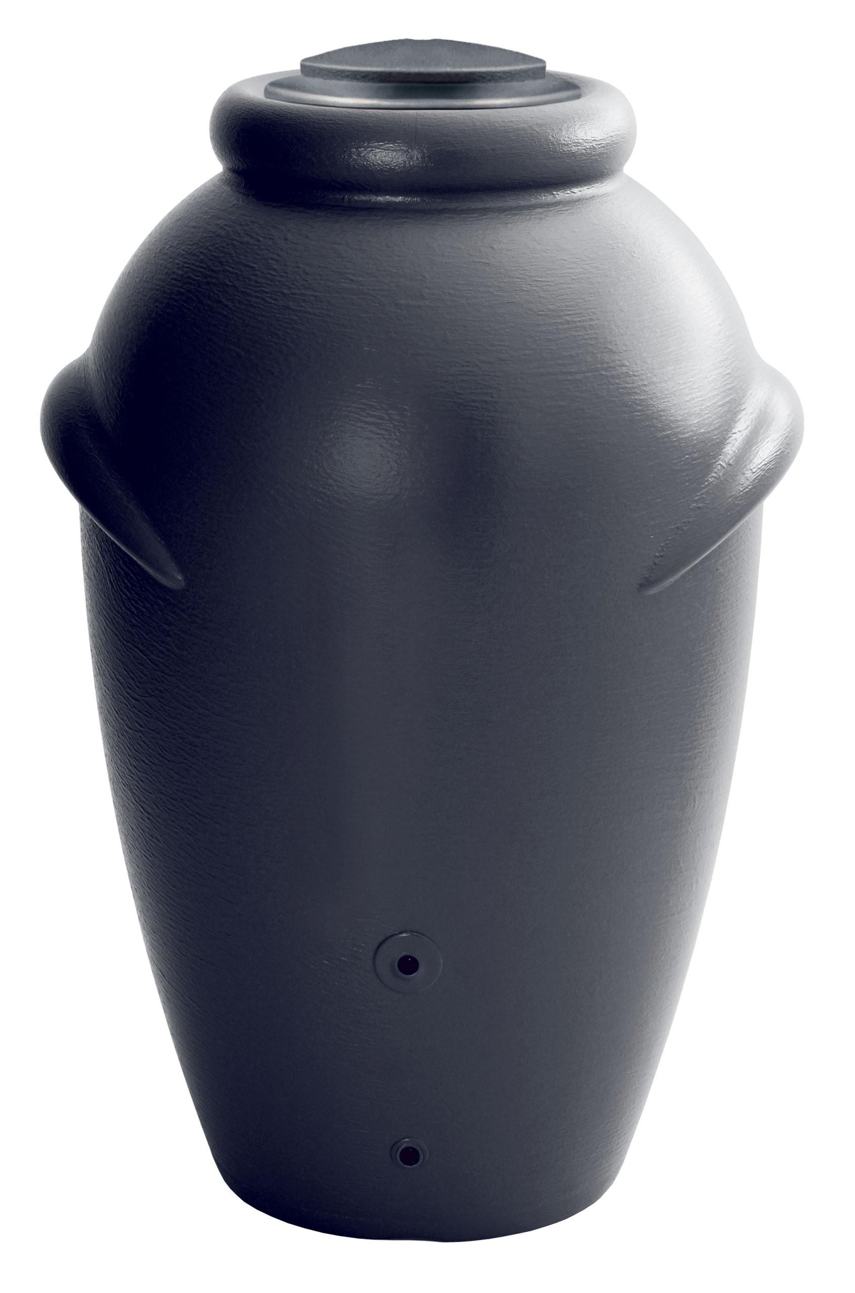 Prosperplast Aquacan tmavě šedá 360 l