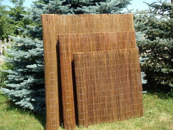 Rohož proutěná 1,2 x 5 m