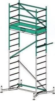 První nástavba ClimTec 5 m - 710130 Krause