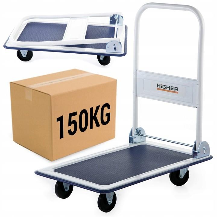Plošinový vozík Higher 150 kg