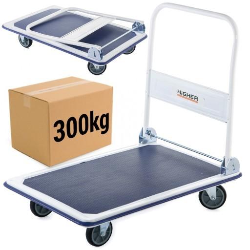 Plošinový vozík Higher 300 kg