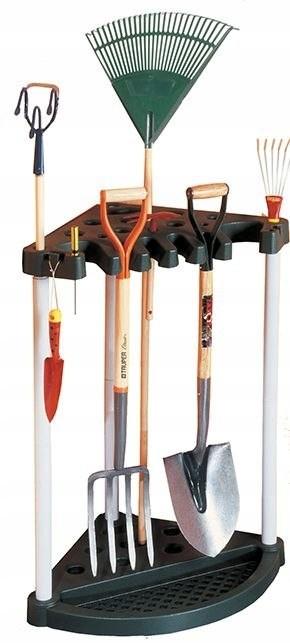 Keter Držák zahradního nářadí Corner Tool Rack