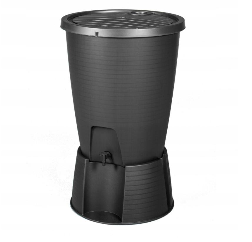 KETER Indigo Water plastový sud 200L grafitový