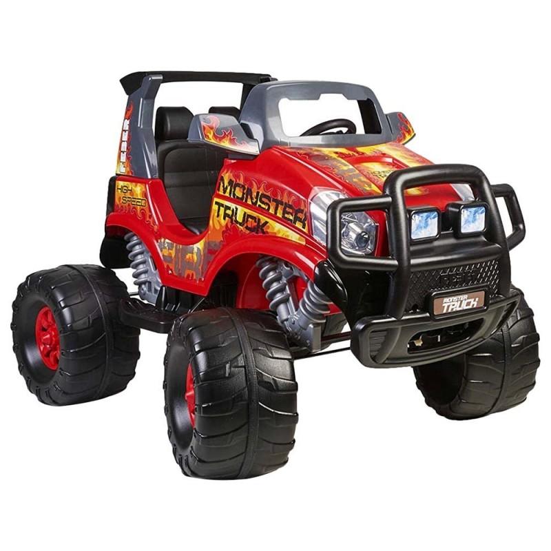 Feber dětské elektrické autíčko Monster Truck 12V Challenger