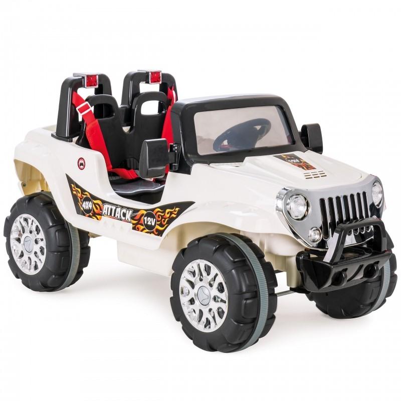 WOOPIE elektrické autíčko 12V ATTACK CAR