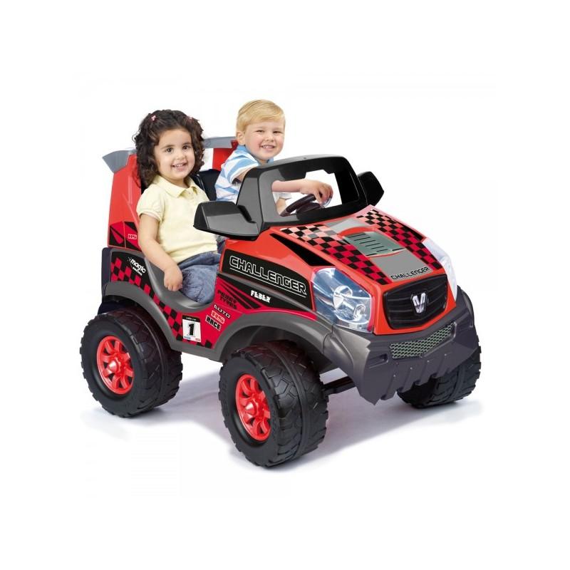 Feber dětské elektrické autíčko 12V Challenger