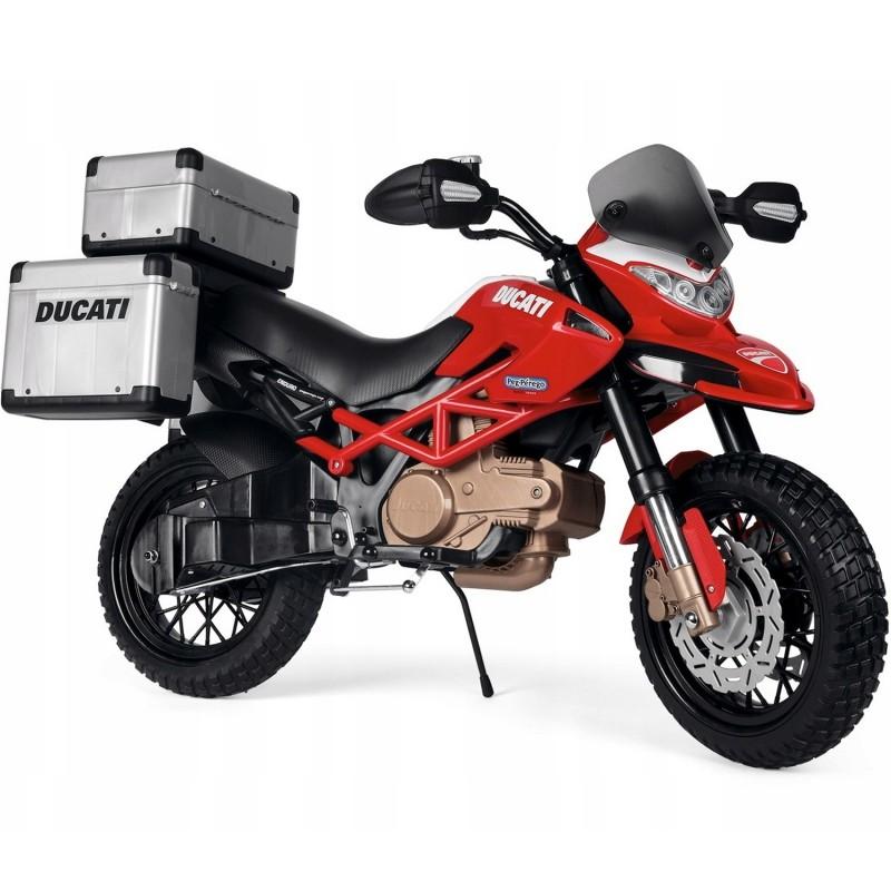 Peg-Pérego elektrická motorka Ducati Enduro