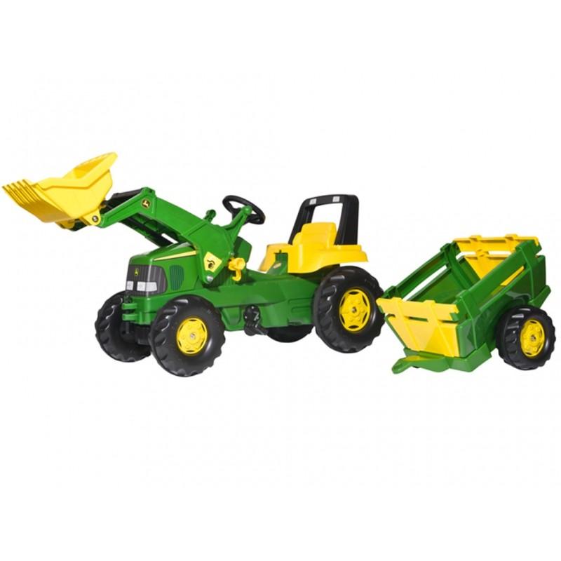 Rolly Toys rolly Junior šlapací traktor