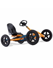 Berg Buddy Go-kart Šlapací motokára B- orange