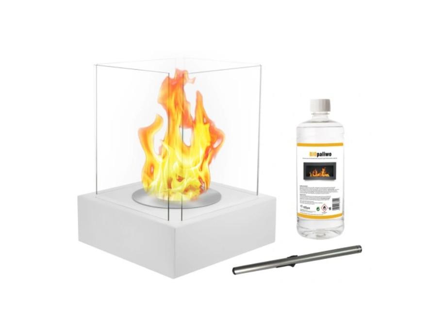 GNT Biokrb stolní GARDEN - Bílý