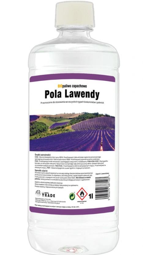 GNT Palivo biolíh levandule pro biokrby 1 l