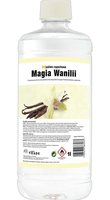 GNT Palivo biolíh vanilka pro biokrby 1 l