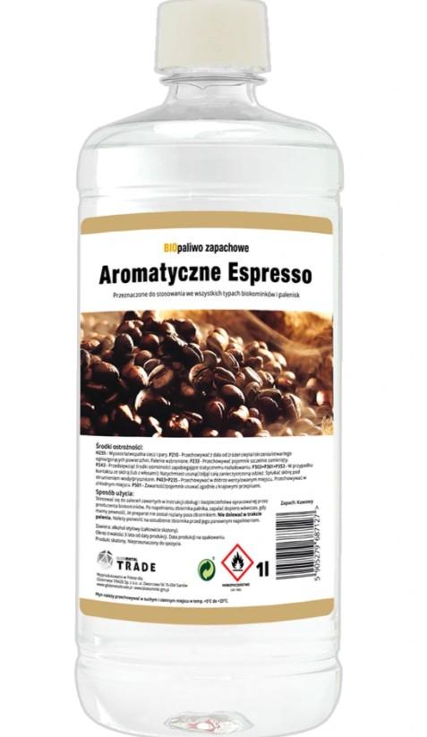 GNT Palivo biolíh káva pro biokrby 1 l